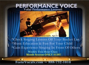 Performance Voice