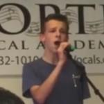 Private Voice Lessons Boys Santa Cruz