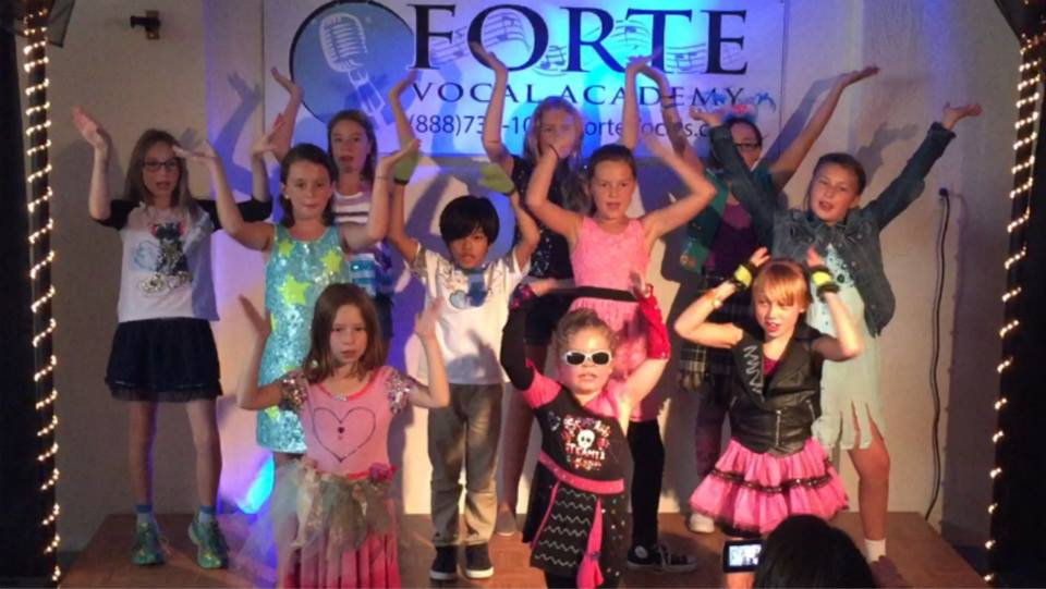 Check Out Our <strong>SINGING SUMMER CAMPS!</strong>